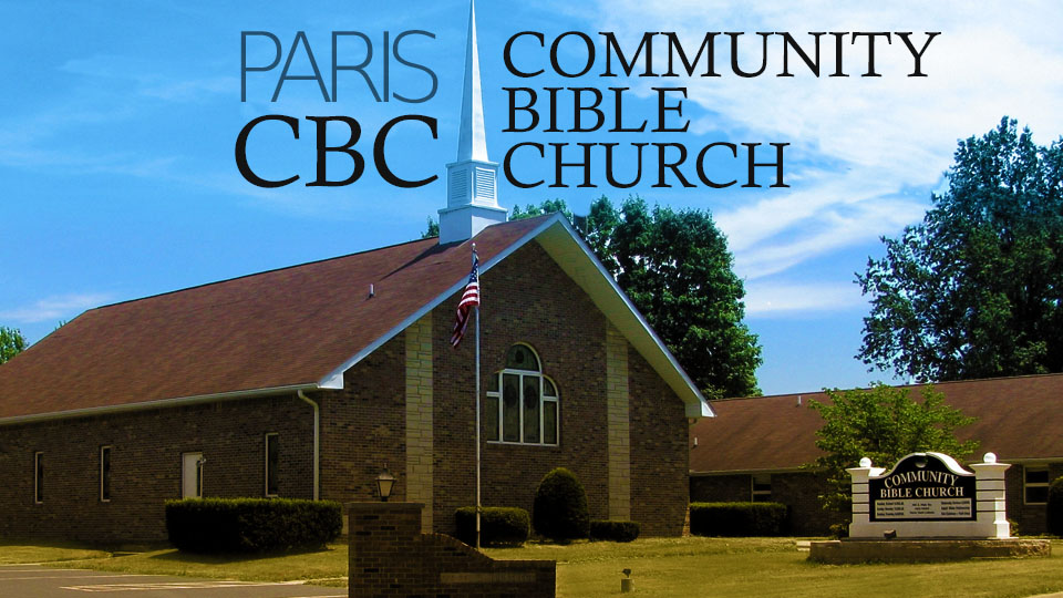 Paris Community Bible Church